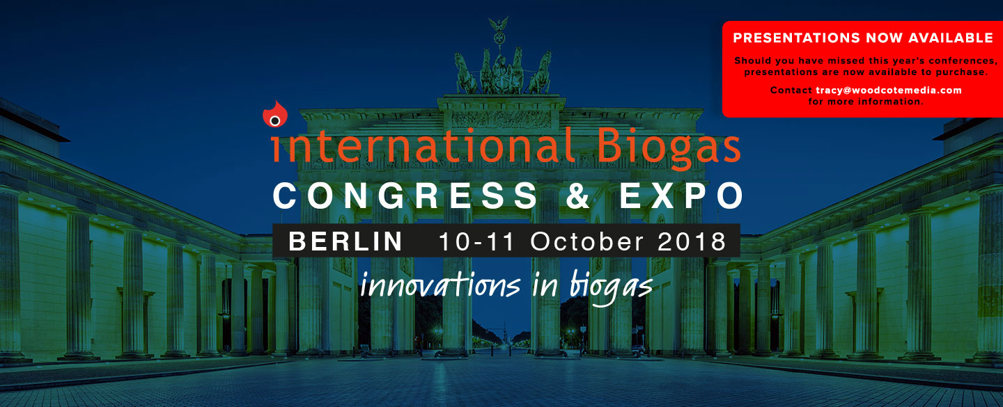 Bioenergy Insight's International Biogas Congress & Expo