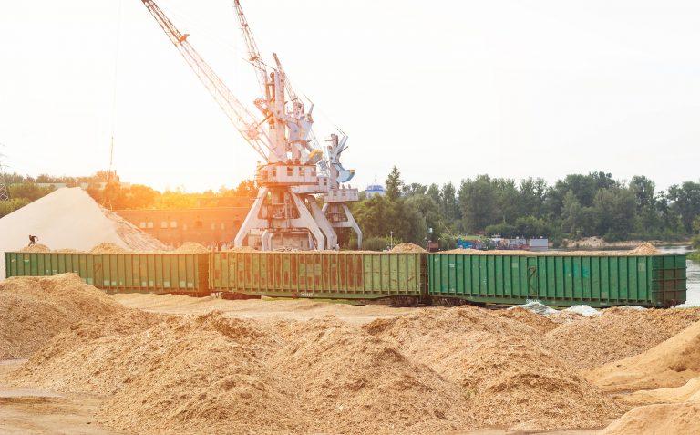 US biomass plant demolished to make way for biogas facility