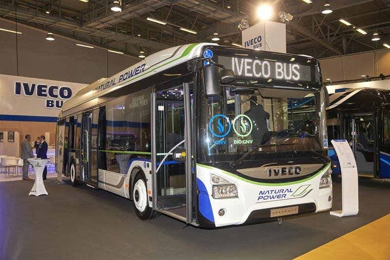 Image credit: IVECO Bus