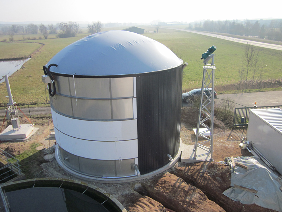 Weltec facility in Germany. Credit: Weltec Biopower