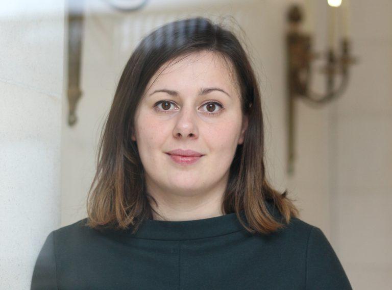 Giulia Cancian, policy director at Bioenergy Europe