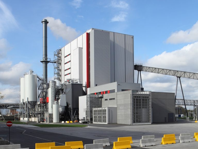 Stora Enso Langerbrugge facility, with Valmet
