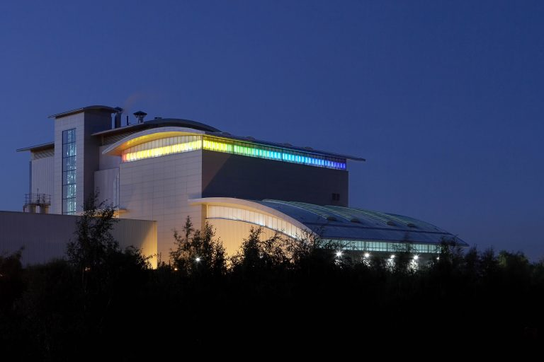 Veolia's facilities transform non-recyclable waste into energy for over 400,000 homes