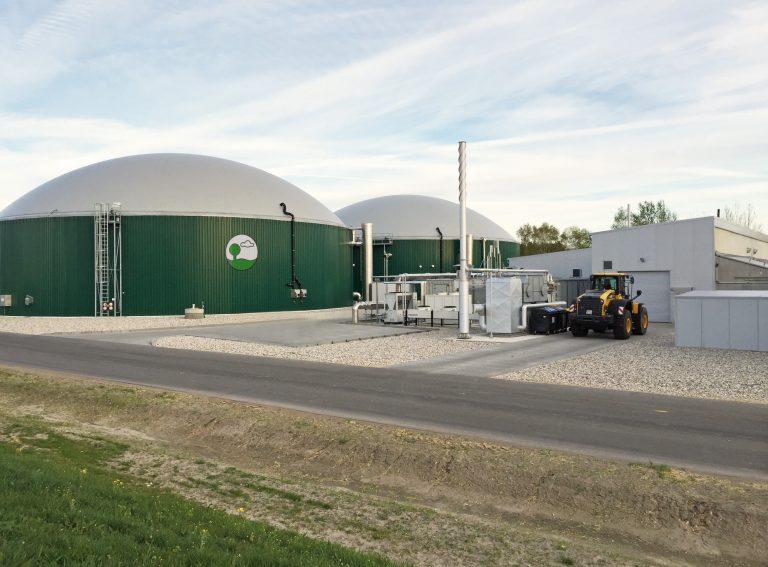 Image: A previous EnviTec Biogas plant