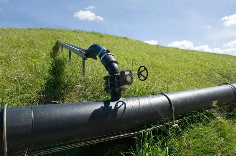 Biogas capture network of the Chatuzange-le-Goubet energy storage centre